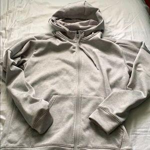 Adidas ClimaWarm zip-up hoodie